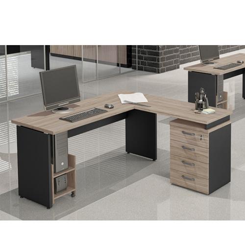 Mesa operacional yaris kitaoffice for Mesa escritorio l